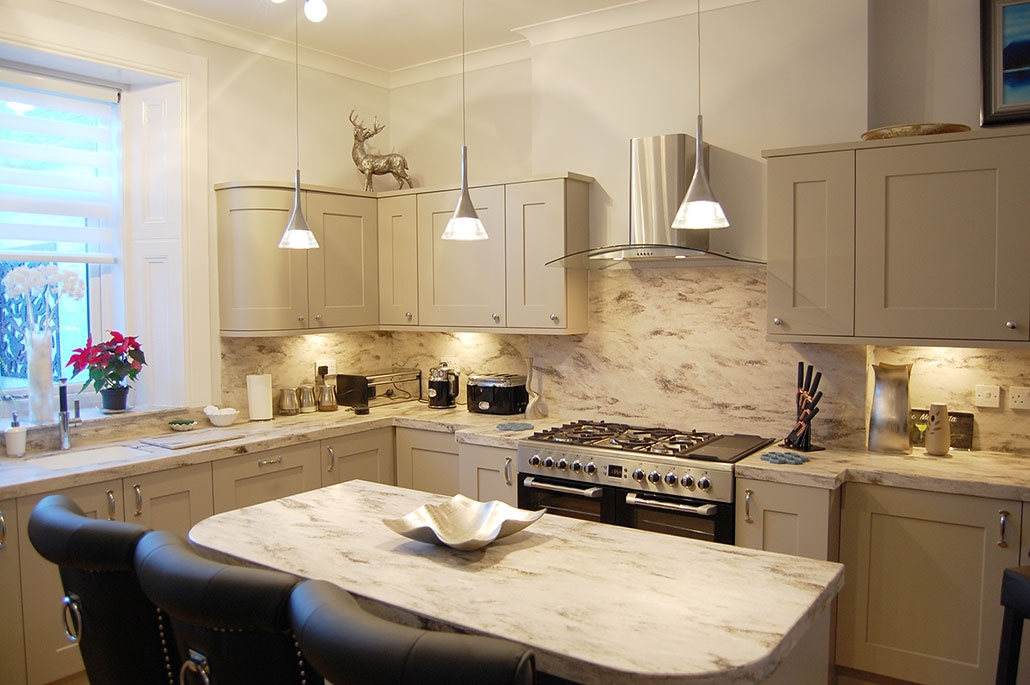 Uddingston kitchen installation